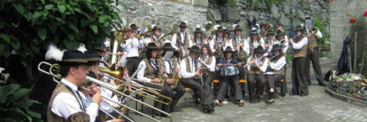 39° Raduno delle Bande Musicali Valdostane