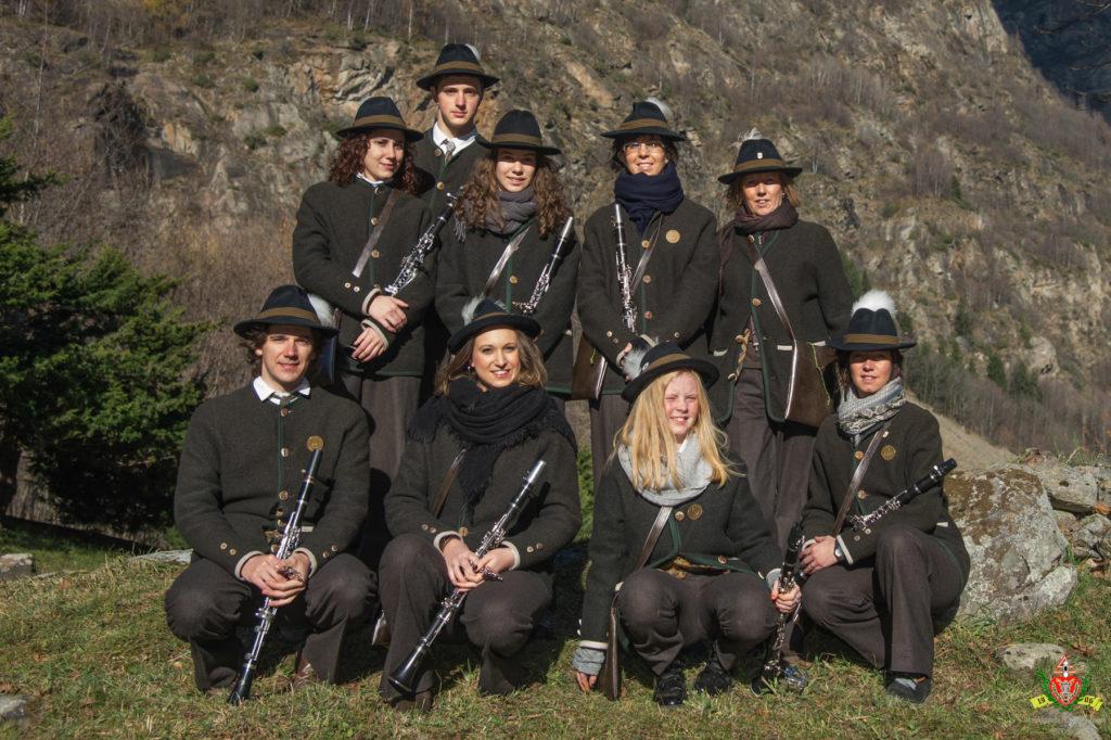 MusikkapelleLaLira 2015 Clarinetti