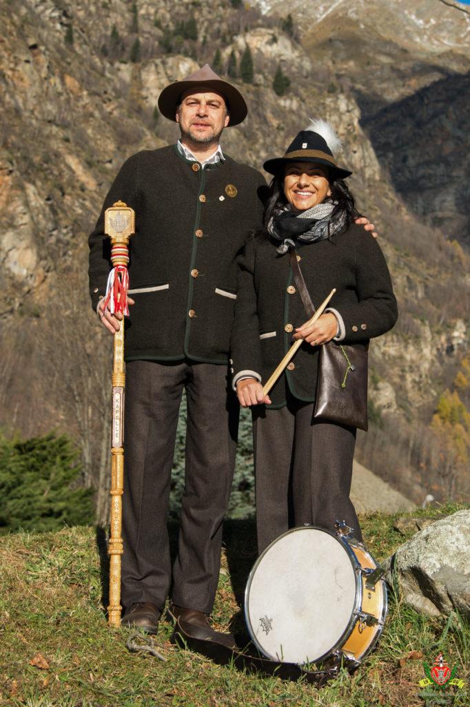 MusikkapelleLaLira 2015 Maestro e Presidente