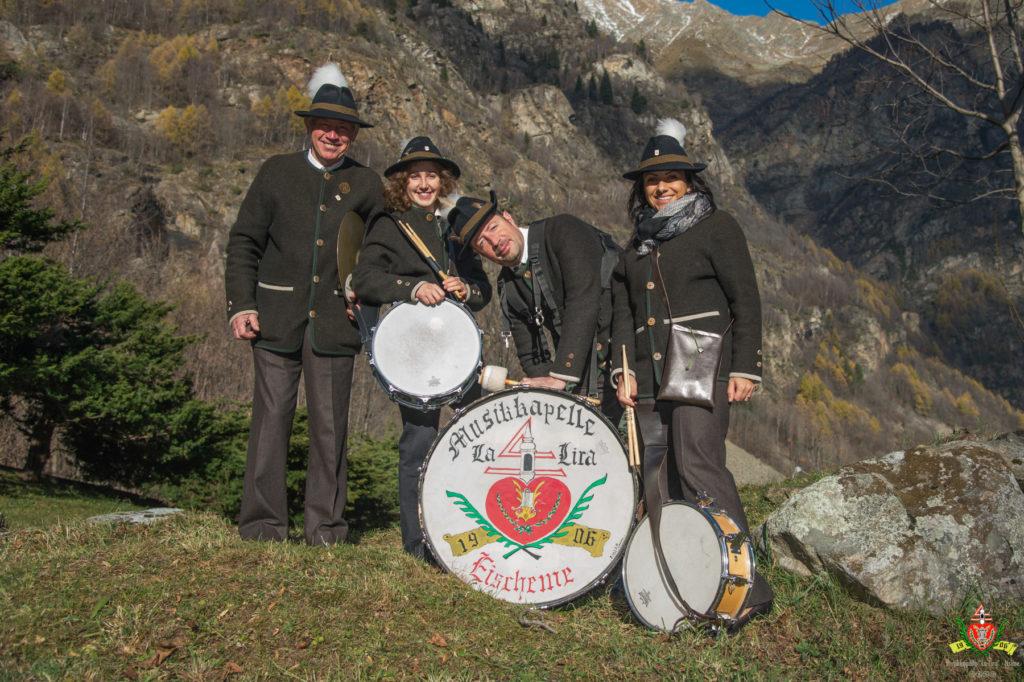 MusikkapelleLaLira 2015 Percussioni